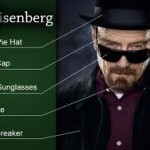 Heisenberg Breaking Bad Halloween Costume & Merchandise
